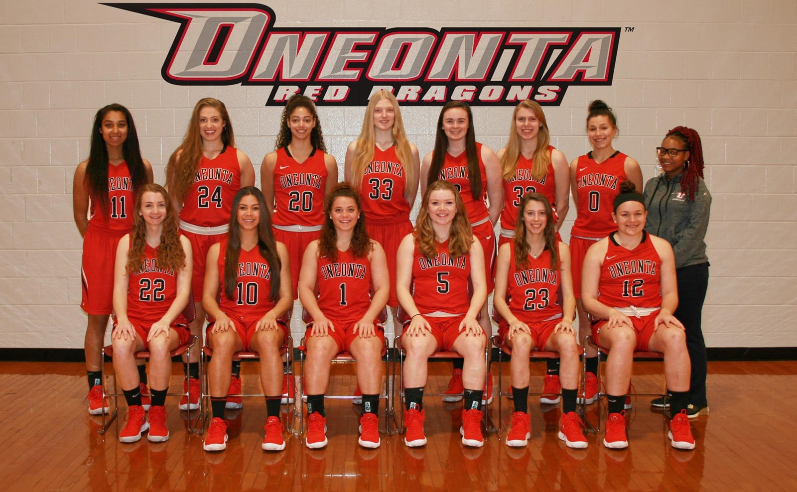 2017 18 Women S Basketball Roster Suny Oneonta Athletics