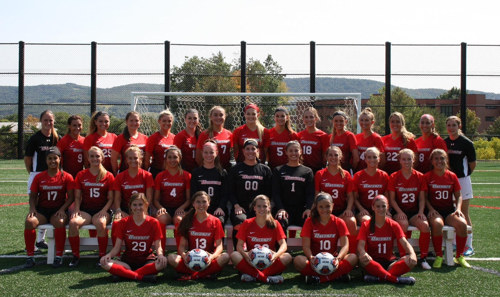 2017 Women's Soccer Roster - SUNY Oneonta Athletics