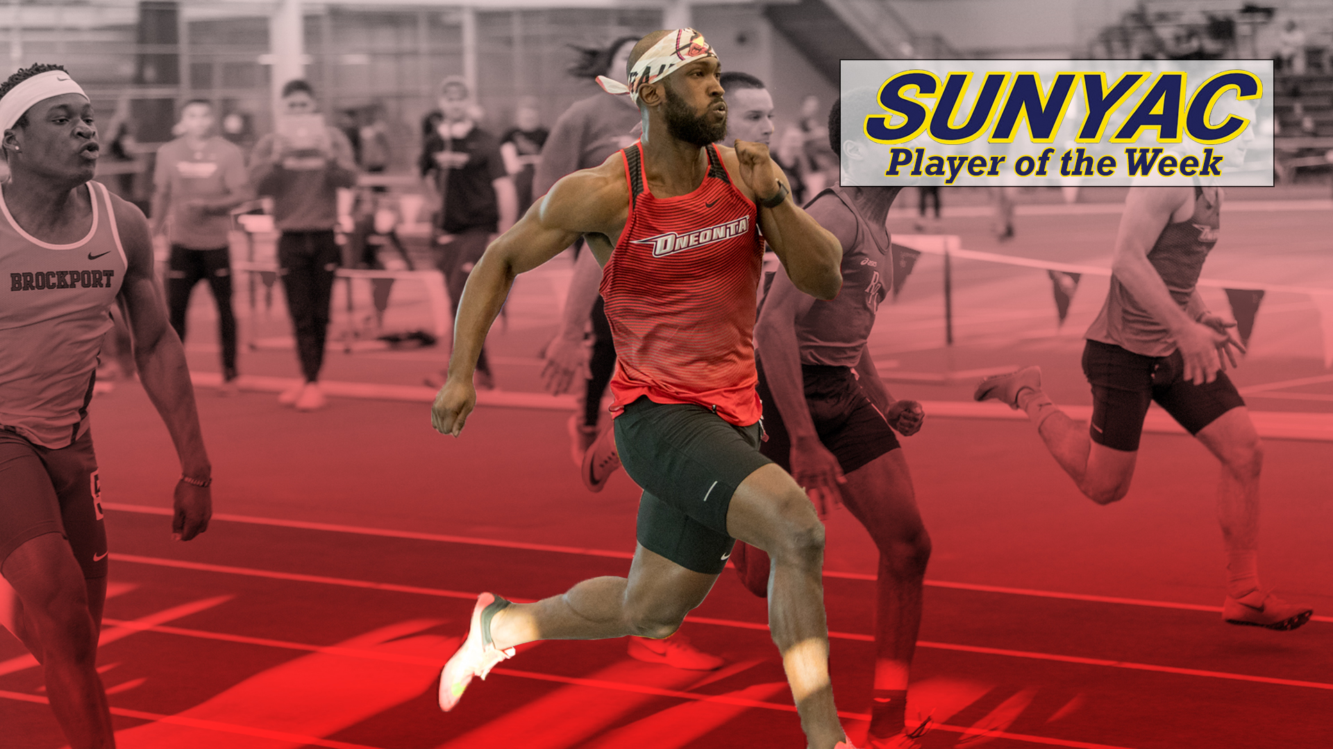 8a390125b7cc52 Tyler O'Bryant earns weekly conference honor - SUNY Oneonta Athletics