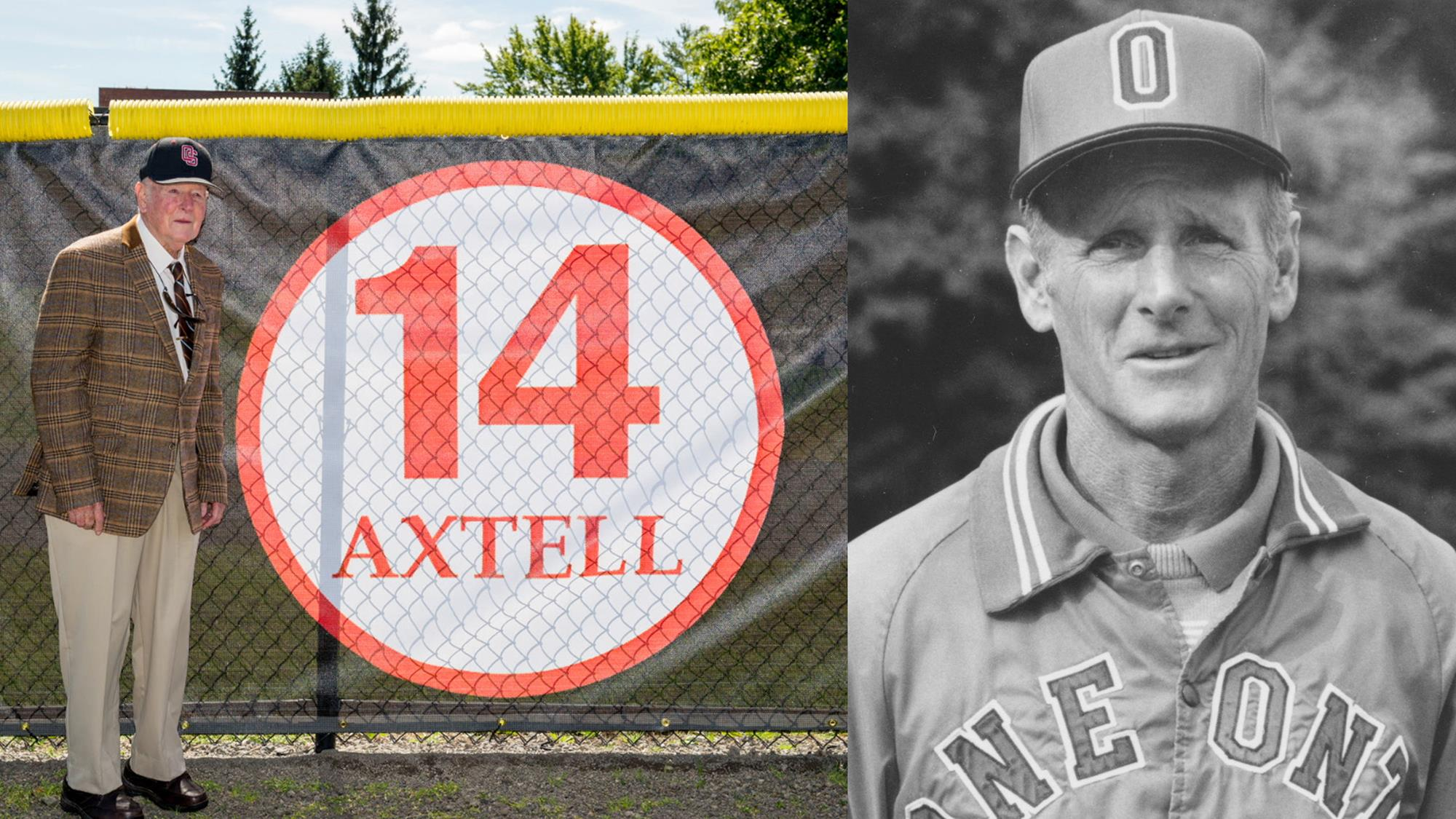 Athletics family mourning the passing of Hall of Fame coach